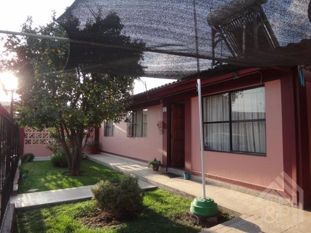 Casa en venta en Los Andes.