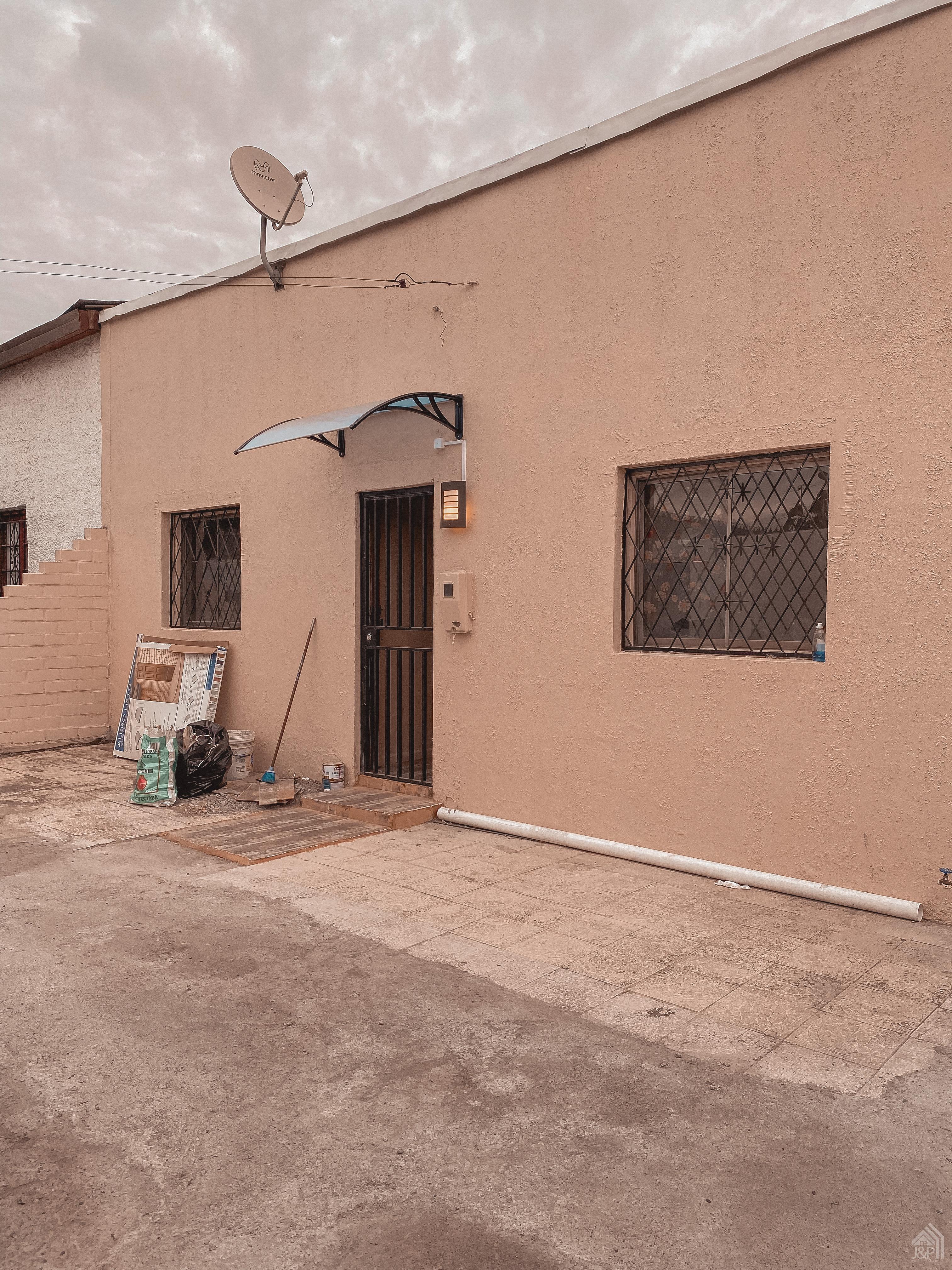 Casa en arriendo en el centro de San Felipe.